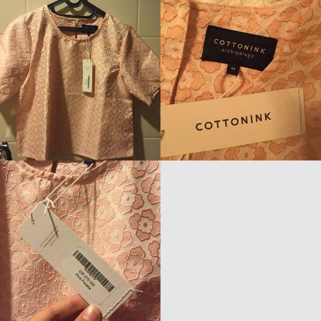 COTTONINK ARCHIPELAGO(batik) Size:M