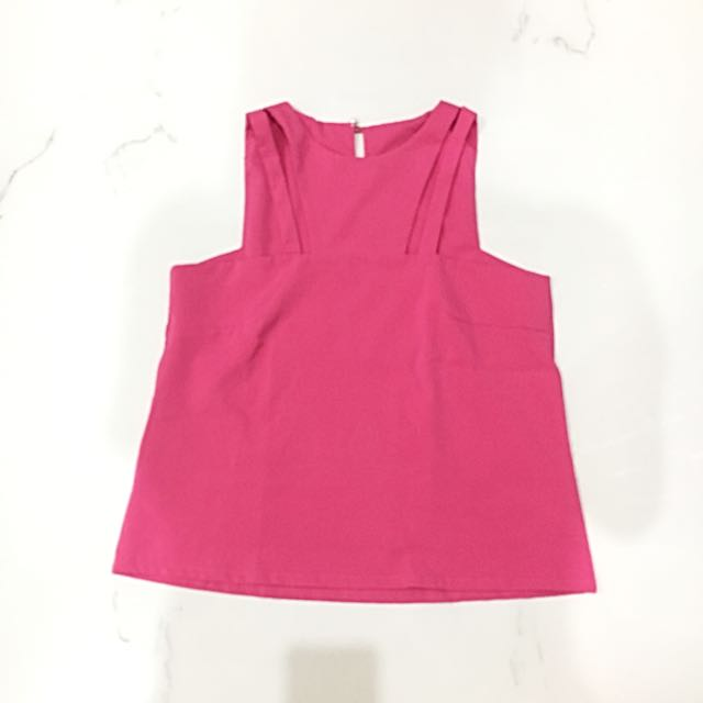 Cut-out Top