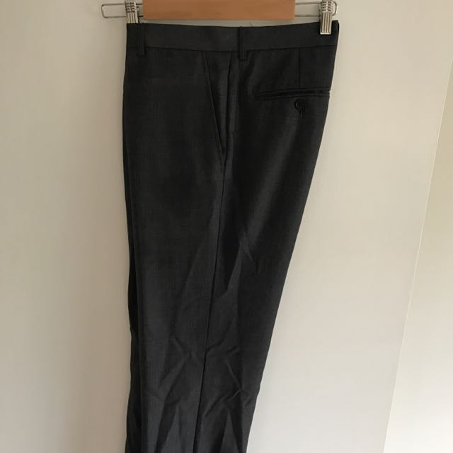 Dark Grey Slacks