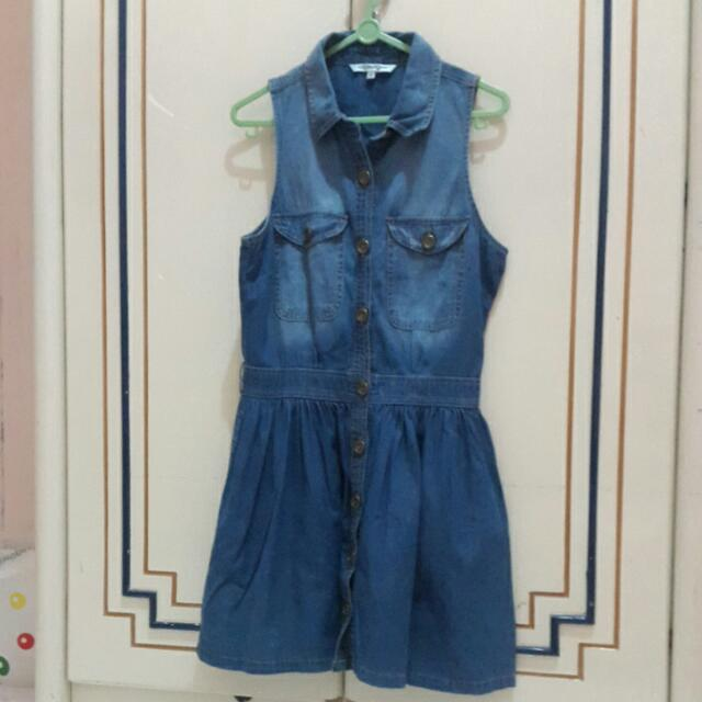 Denim Dress / Jeans Dress