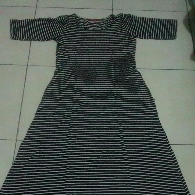 Dress Garis2