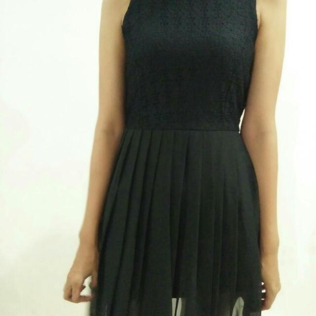 Dress Slim Black