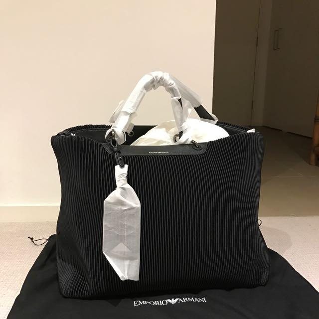 Emporio Armani Travel Bag