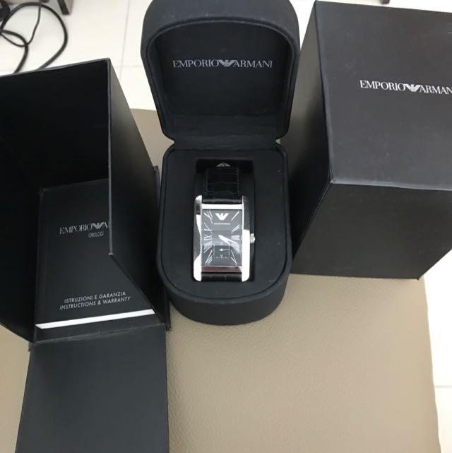 Emporio Armani Watch AR0143