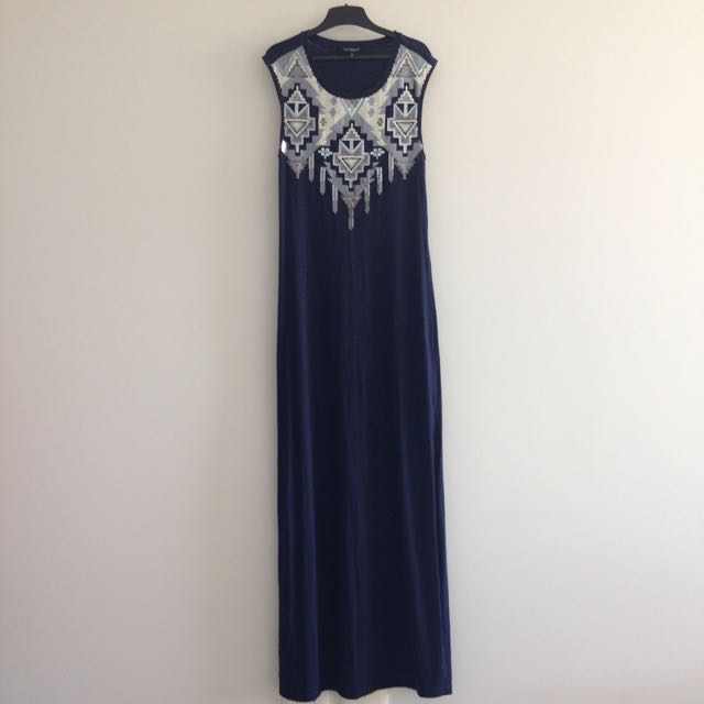 Express Maxi Dress Size S
