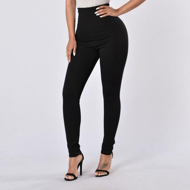 Fashion Nova Smarty Pants
