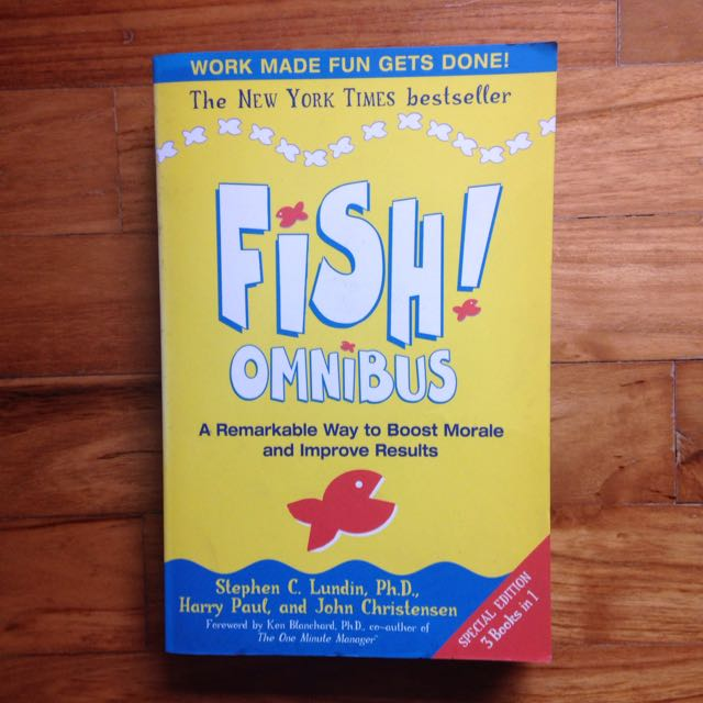 Fish! Omnibus