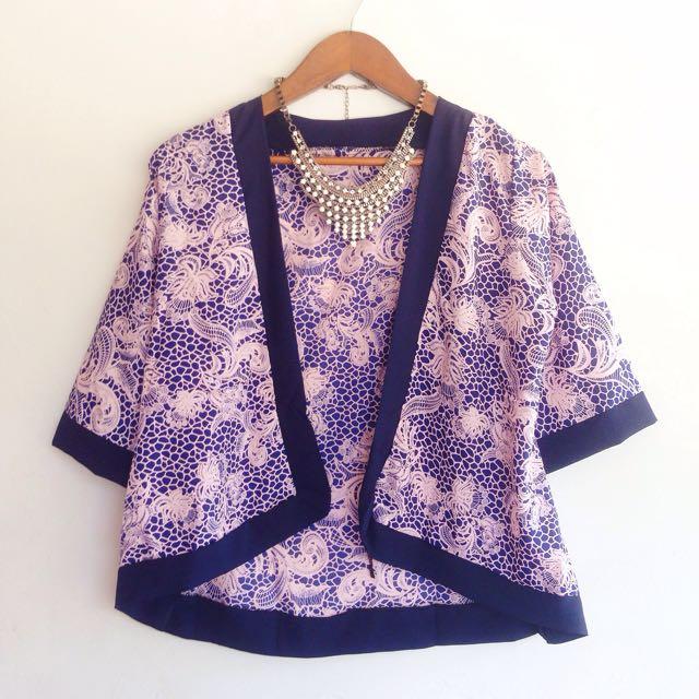 Flowery Kimono