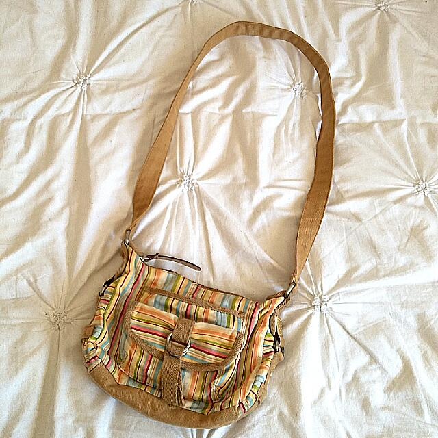 FOSSIL AUTHENTIC CLASSIC OVER SHOULDER BAG