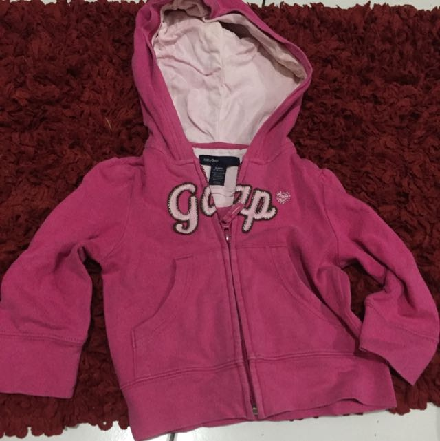 GAP Toddler Hoodie Jacket
