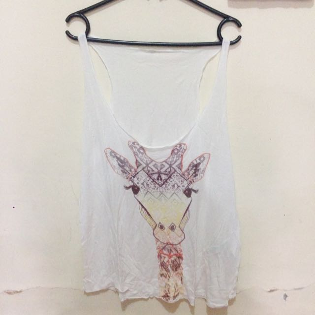 Girrafe Tank Top
