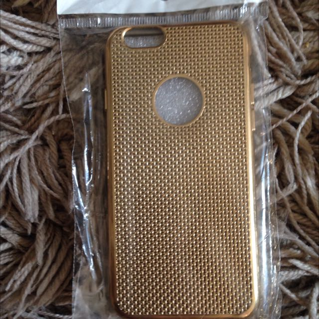 Gold iPhone 6/6s Cover