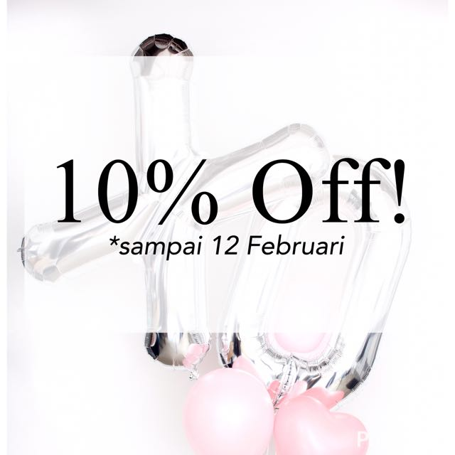 GREAT DEAL! 10% OFF!!