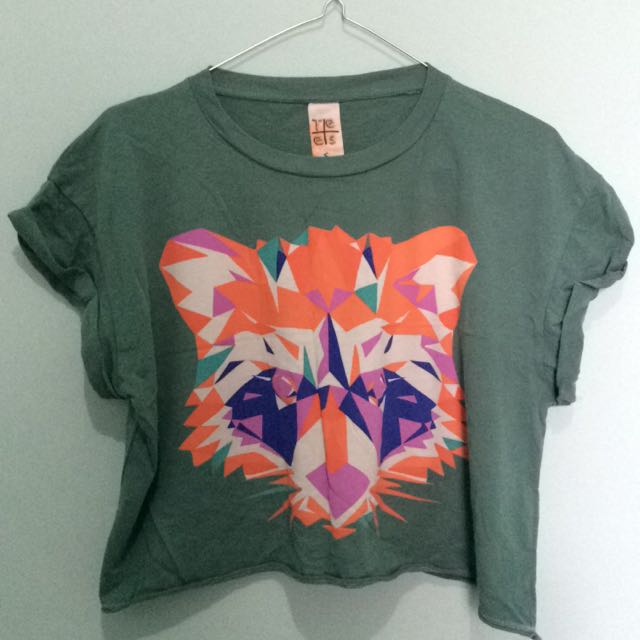 Green Croptee By Hardware