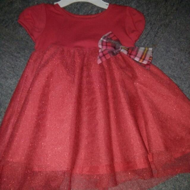 H&M Baby Dress 12mos To 24