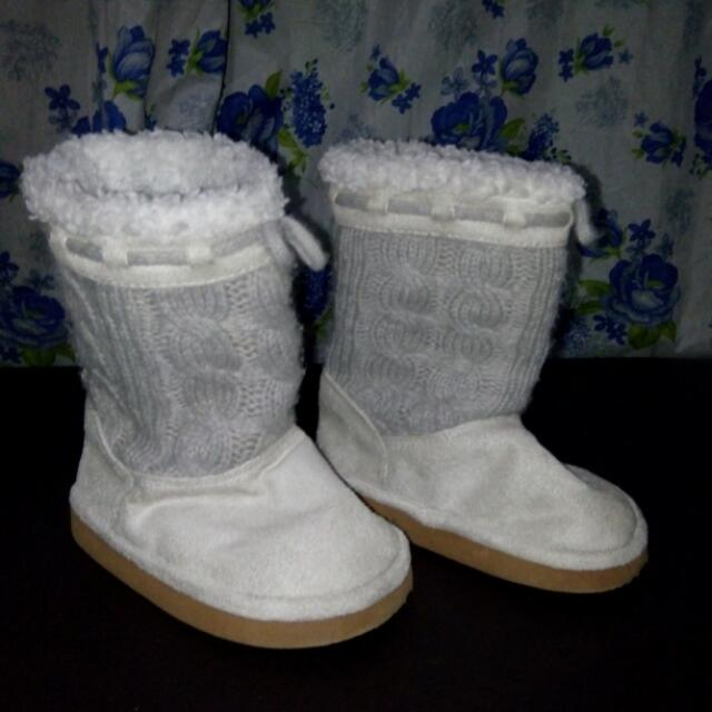 HnM Boots Fits To 2 To 3 Yrs Old *good Condition