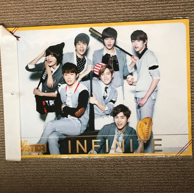 Infinite Posters