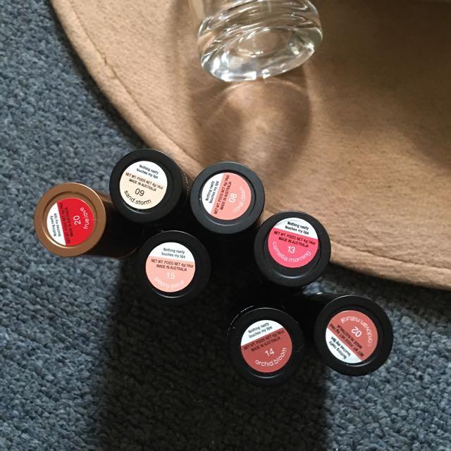 Karen Murrell Lipsticks