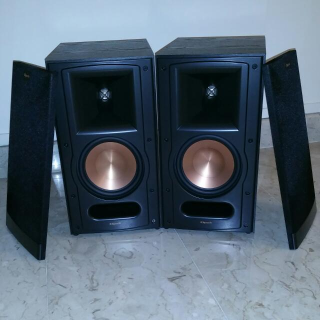 Klipsch RB 61 II BOOKSHELF SPEAKERS Electronics Audio On Carousell