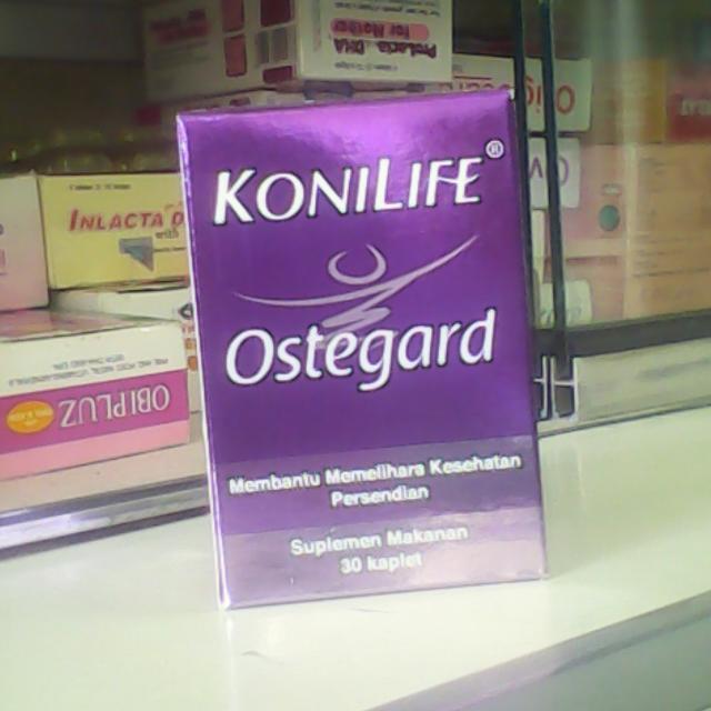 Konilife Ostegard