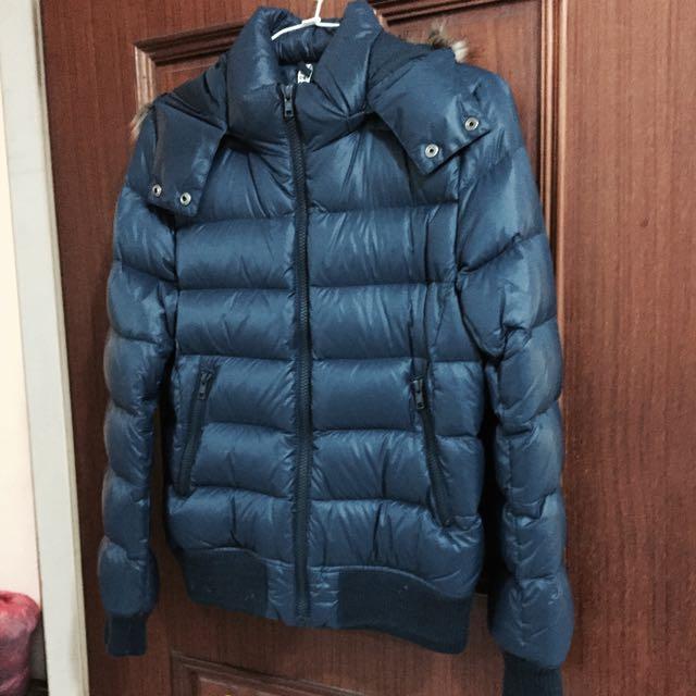 Lativ保暖羽絨外套