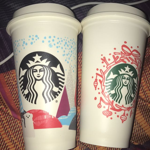 f8222b22aa2 Limited Edition Starbucks Reusable Cups, Design & Craft, Others on ...