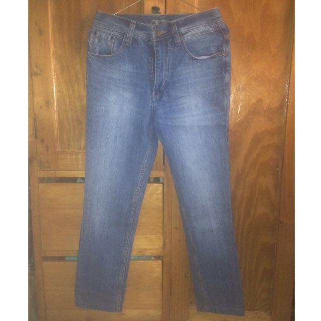 Celana Jeans LOIS biru tua (FREE ONGKIR JABODETABEK)