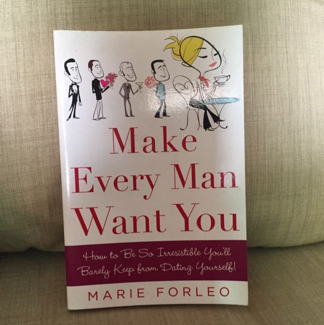 Make Every Man Want You Book