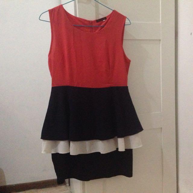 Mini Dress Brand cavalier