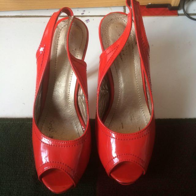 heels missheels red