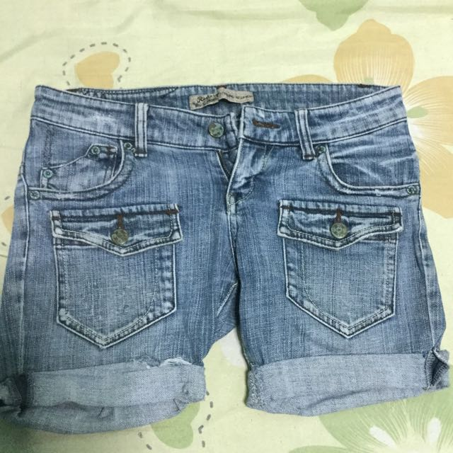 MS1 Maong Shorts