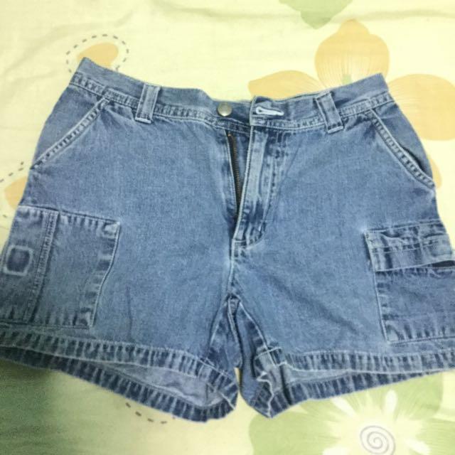 MS2 Maong Shorts