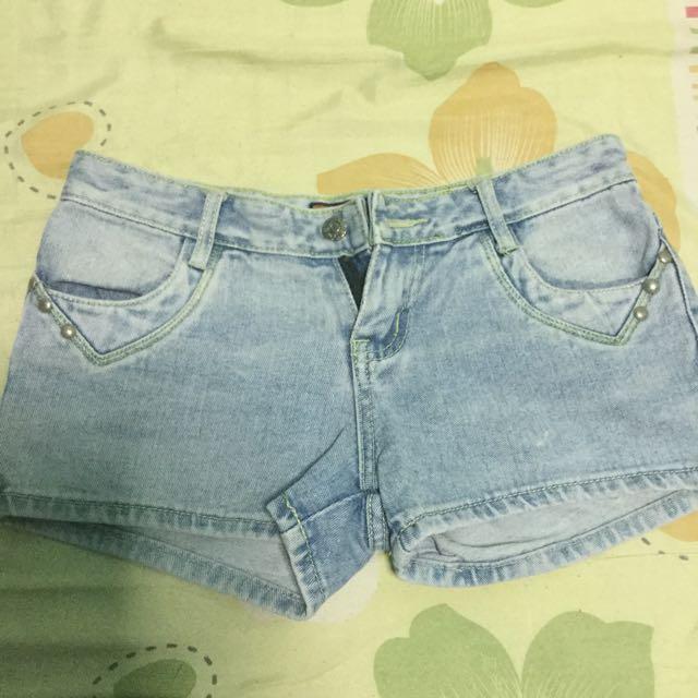 MS4 Maong Shorts