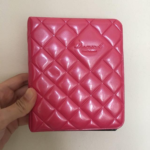 NEW Thick Polaroid Album (Pink)