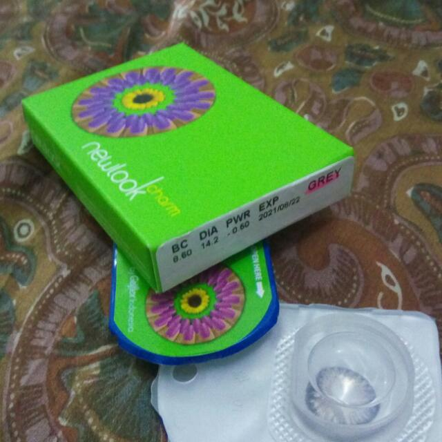 Newlook Charm Contact Lens (Softlens)