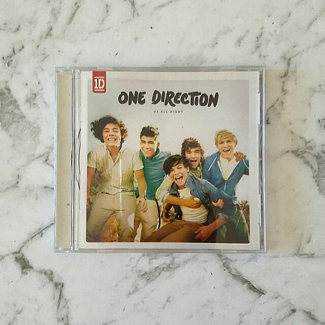 One Direction Up All Night Album (CD)