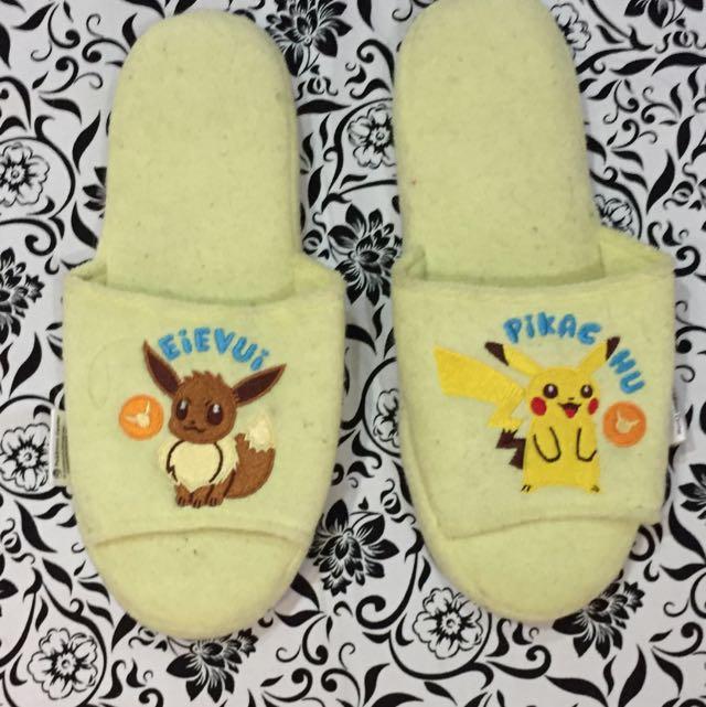 Pokémon House Slippers