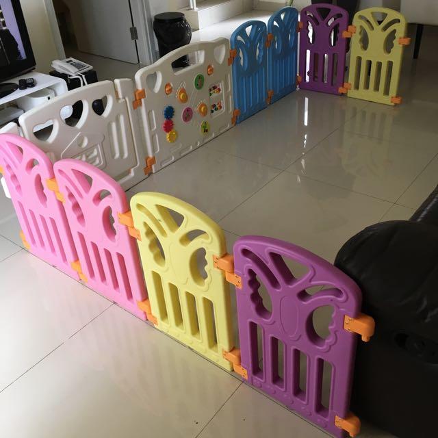 Preloved Pagar Bayi Coby Haus Babies Kids Toys Walkers