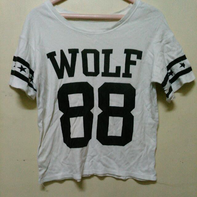 Preloved Wolf88 Top