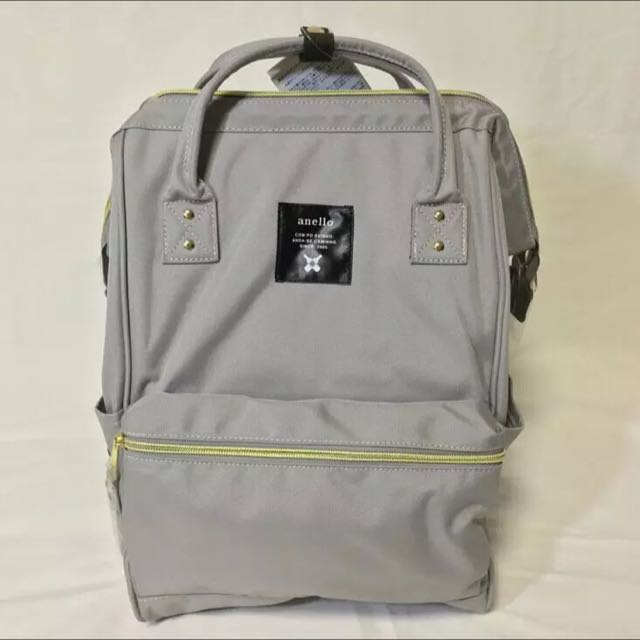 01f986f2f01 Preorder: Anello Grey Polyester Backpack Large/Mini, Bulletin Board ...