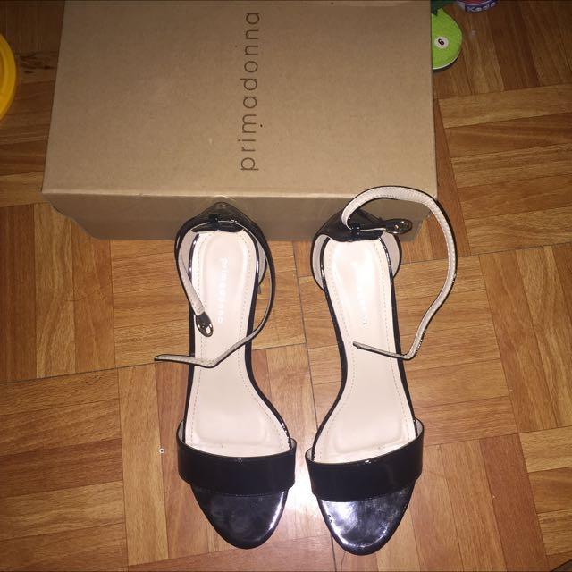 005fe6eb3e23 REPRICED!!!! Primadonna Ankle Strap Sandals
