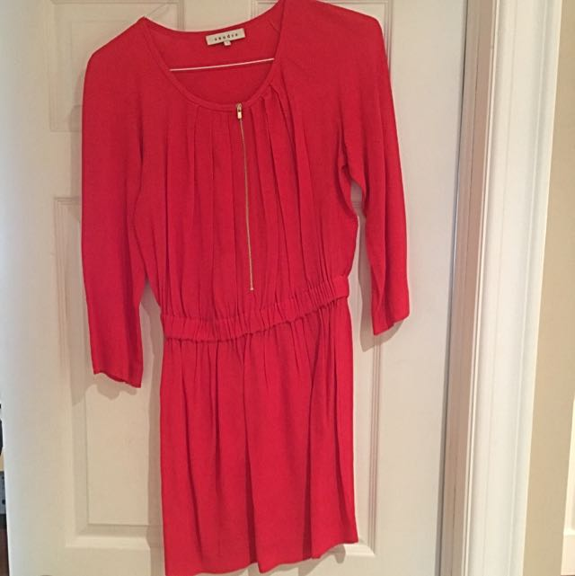 Sandro Dress Size 1 (U.K. Sizing)