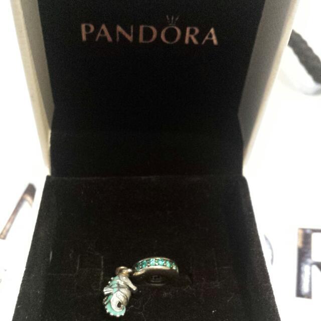 Seahorse Pandora Pendant