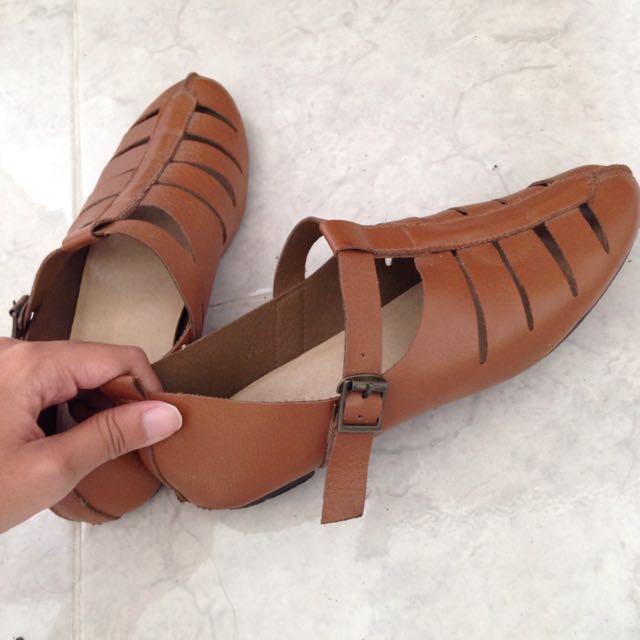 Singapore Handmade Sandal