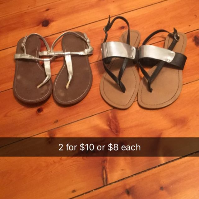 Size 7 Flats