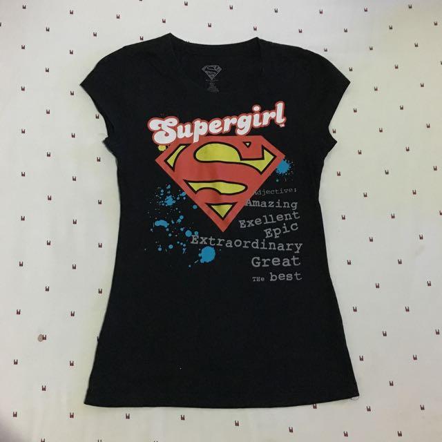 Supergirl Tshirt