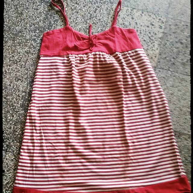 Tangtop Mini Dress