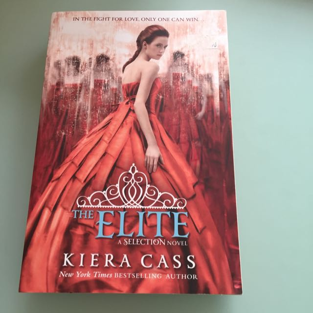 The Elite A Selection Novel By Kiera Cass