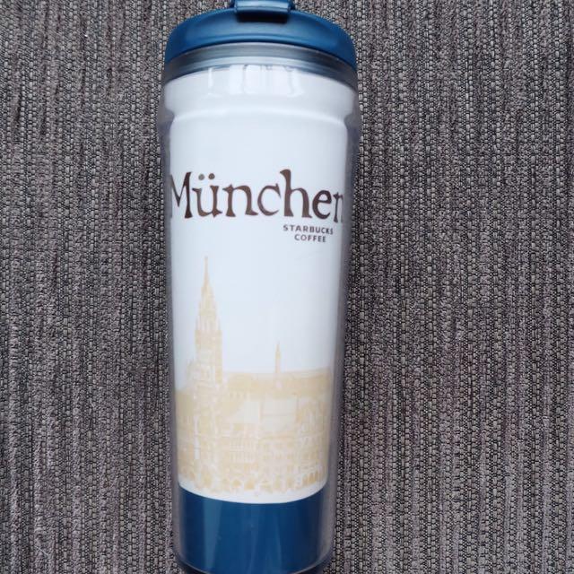 Tumbler Starbucks City Edition Muenchen
