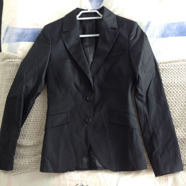 Two Piece Tailored Skirt Suit Size 6